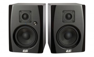 ESI uniK 04 Active Monitor Speakers