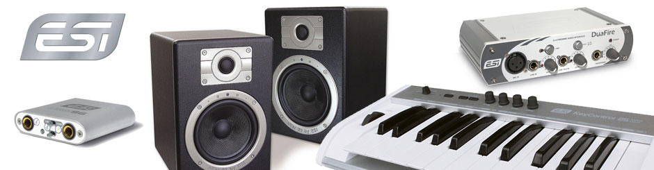 ESI Audio Made In Germany