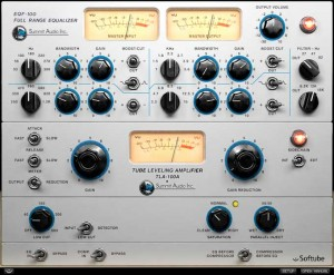 Summit Audio Grand Channel plugin by Softube