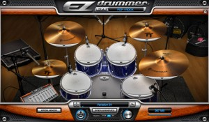 Toontrack EZdrummer
