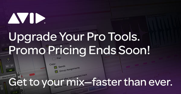 Upgrade Your Pro Tools