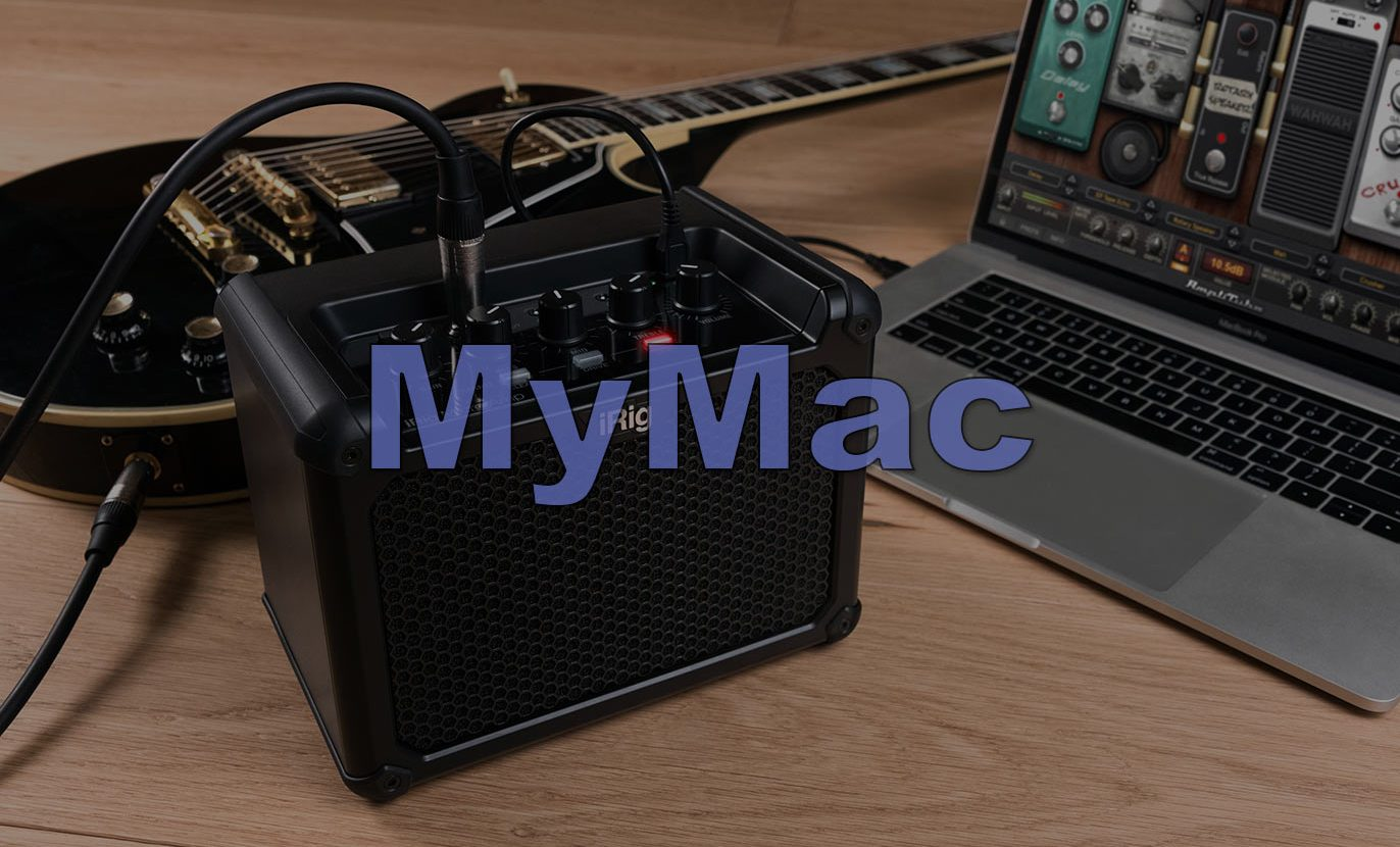 MyMac Reviews iRig Micro Amp