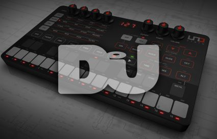 """DJ Mag on UNO Synth: """"A wicked sounding analog synth"""""""