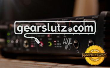 AXE I/O wins 5-Star Gold Award from Gearslutz