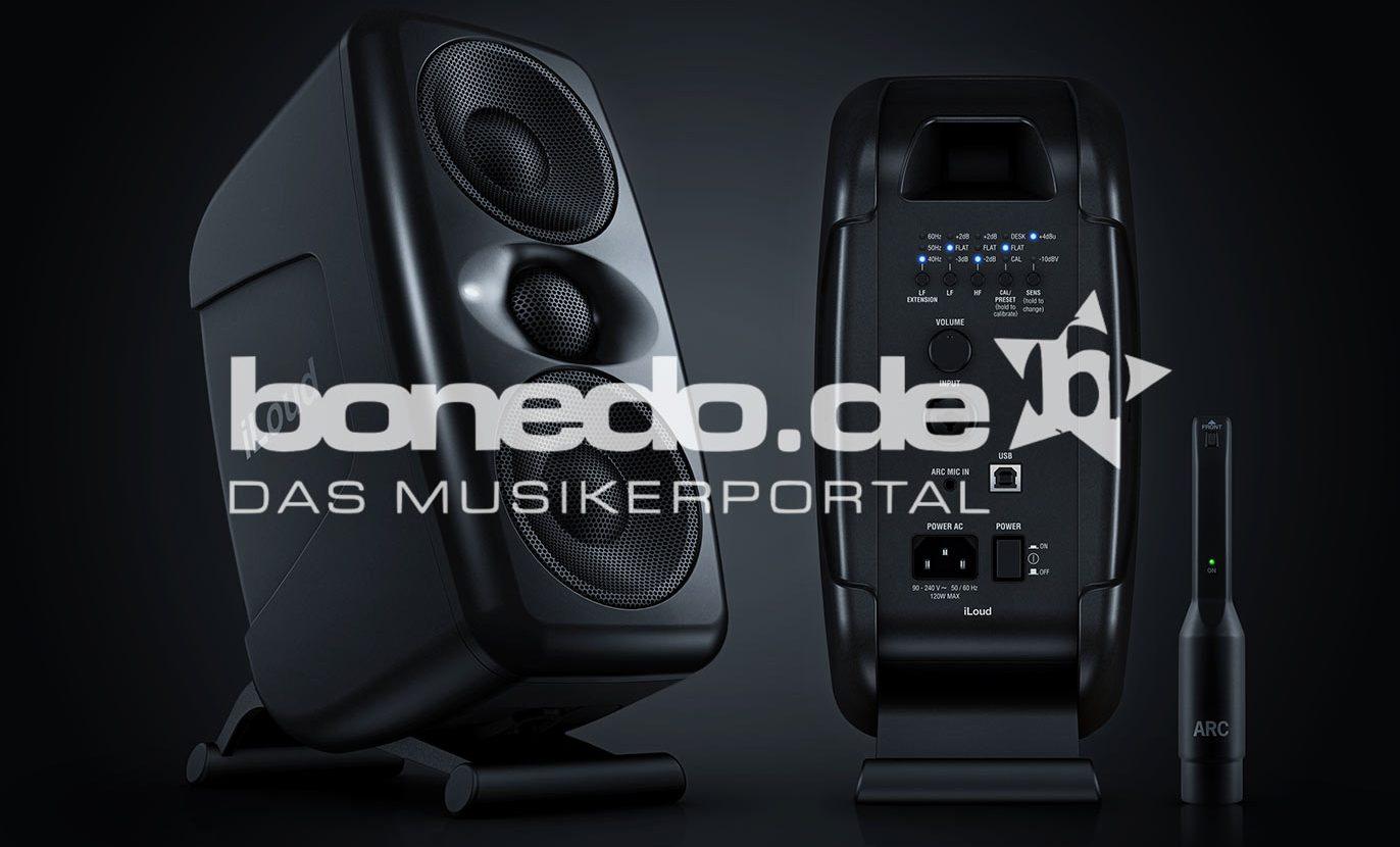 Bonedo awards iLoud MTM with 4.5 / 5 stars