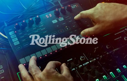 Rolling Stone features UNO Synth