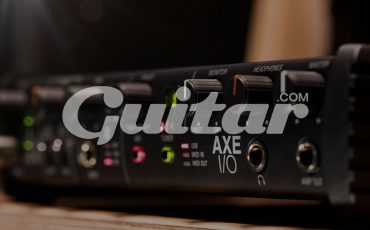 """Guitar.com on AXE I/O: """"The sounds are wonderful"""""""