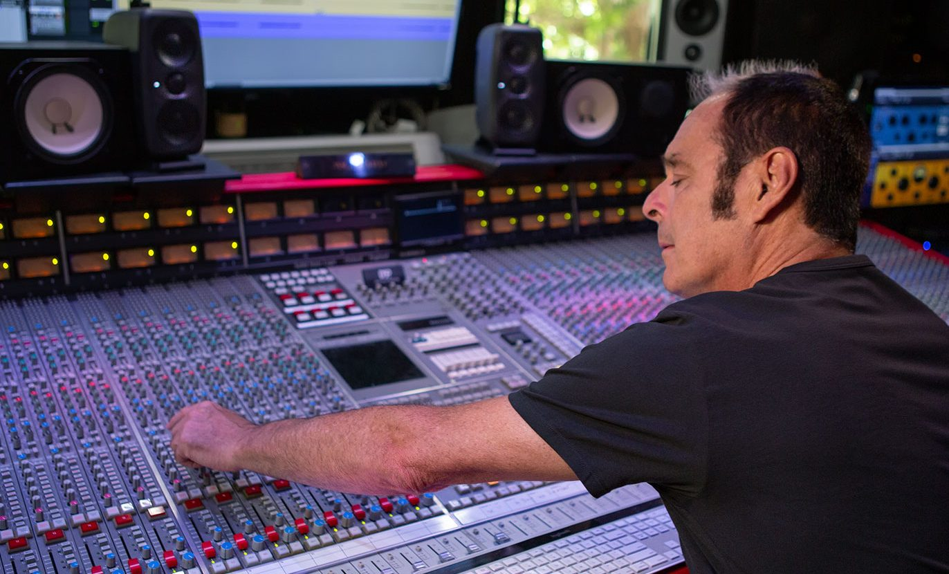 Tom Lord-Alge on iLoud MTM studio monitors
