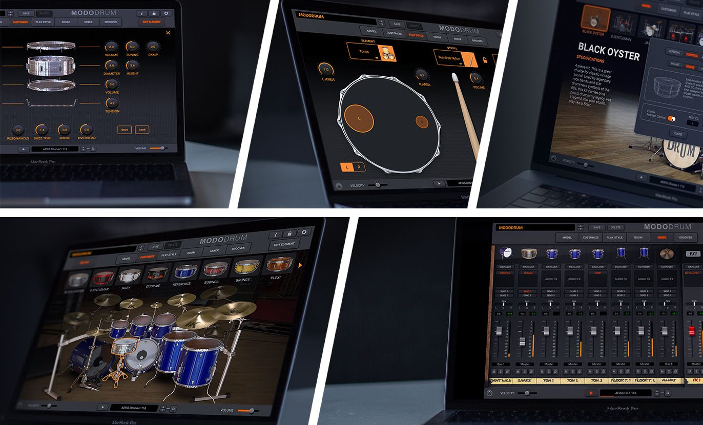 Watch the MODO DRUM Video Series
