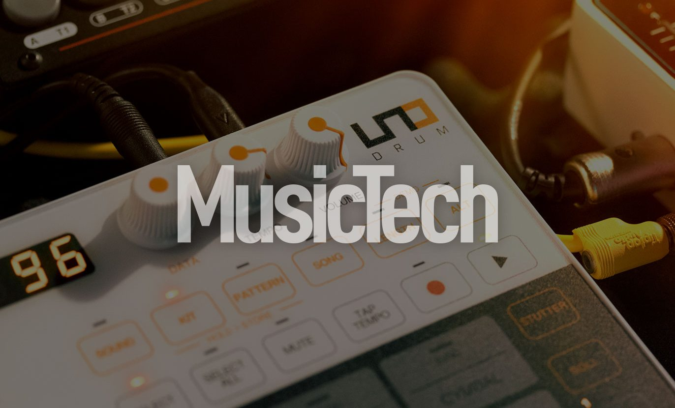 "MusicTech on UNO Drum: ""Delivers beyond its weight"""