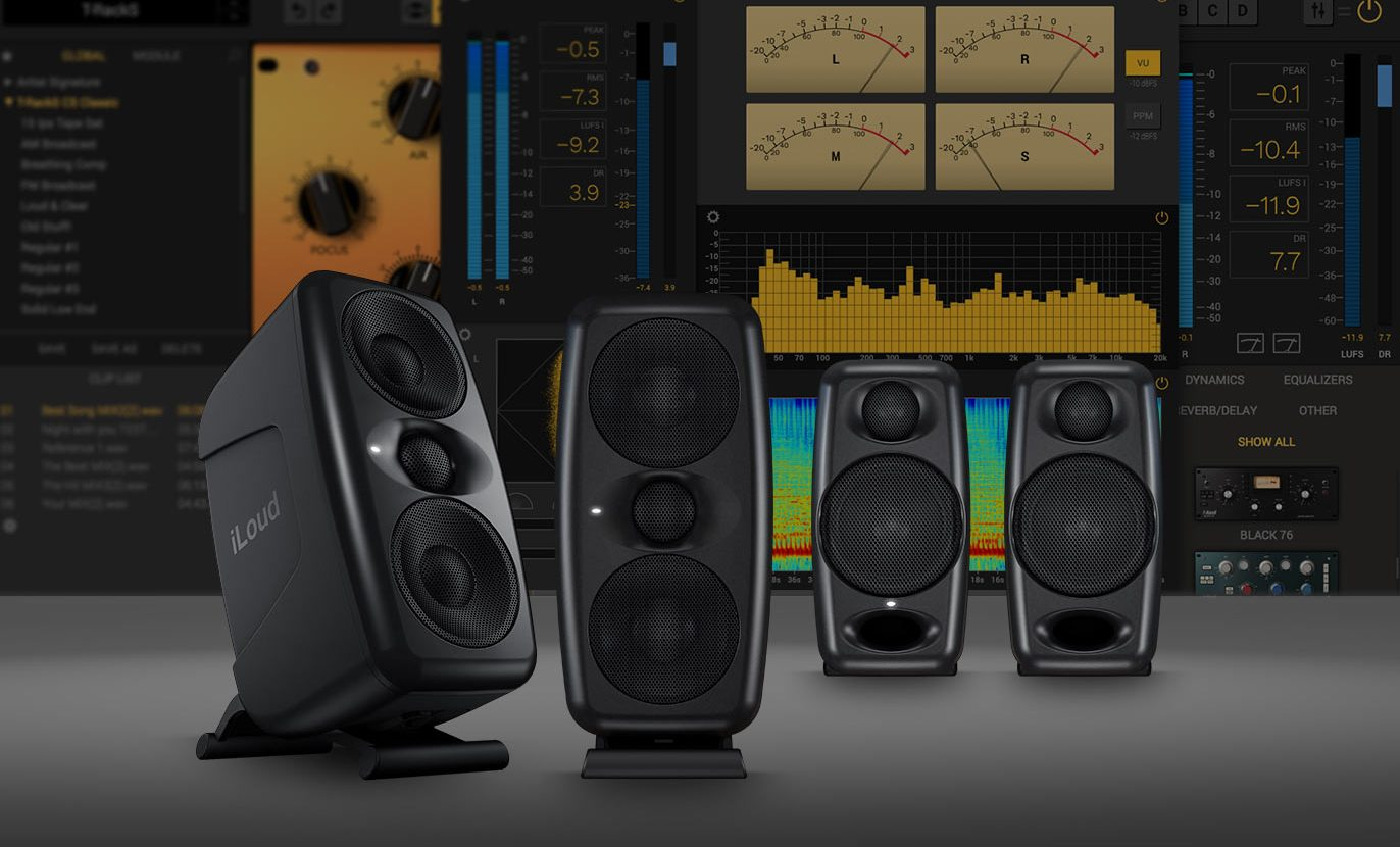 Free Metering Suite with iLoud MTM & iLoud Micro Monitor