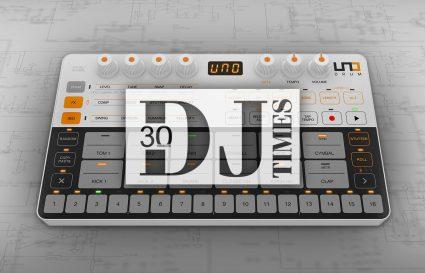 DJ Times Features UNO Drum