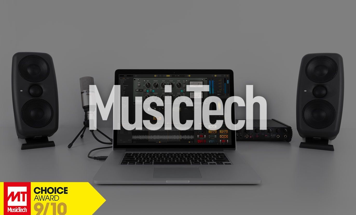 iLoud MTM wins MusicTech Choice award!