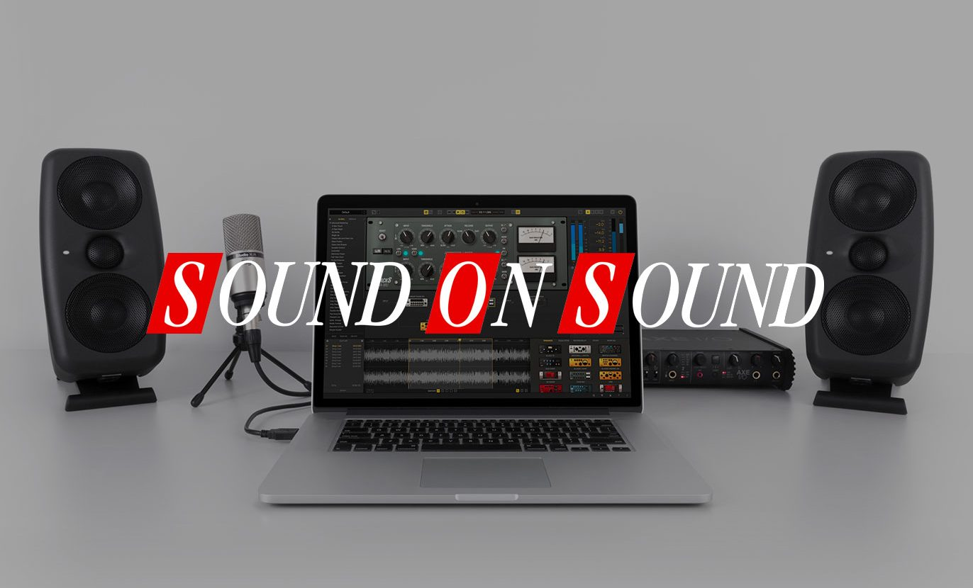 "Sound on Sound on iLoud MTM: ""It's unique, affordable and it does it brilliantly"""