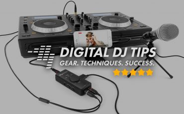 Digital DJ Tips awards iRig Stream with 5 stars