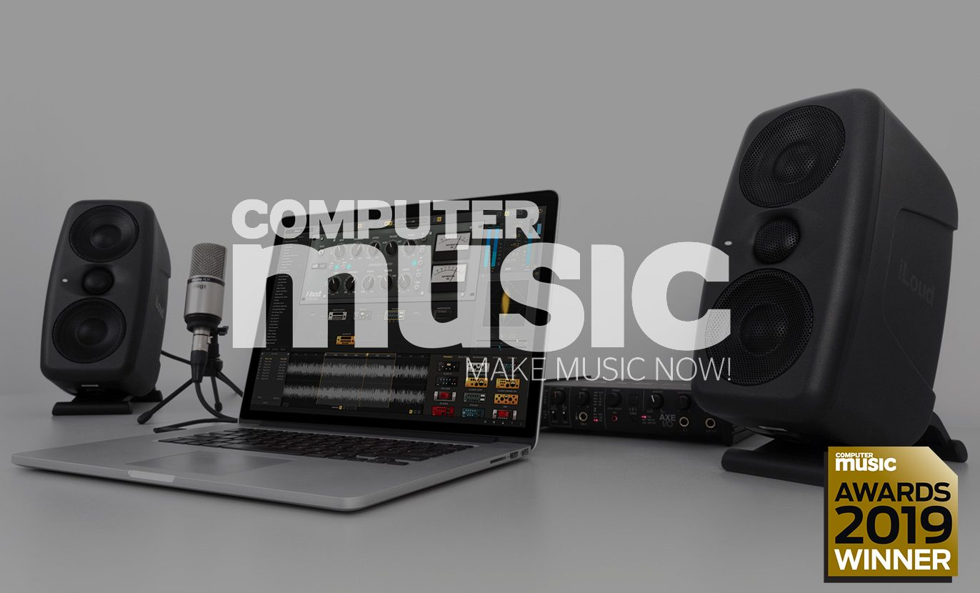 "iLoud MTM reigns supreme with Computer Music ""Hardware of the Year 2019"" award"