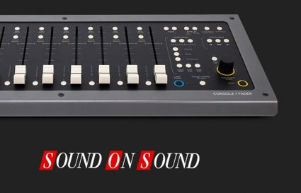 Console 1 Fader - Sound On Sound review