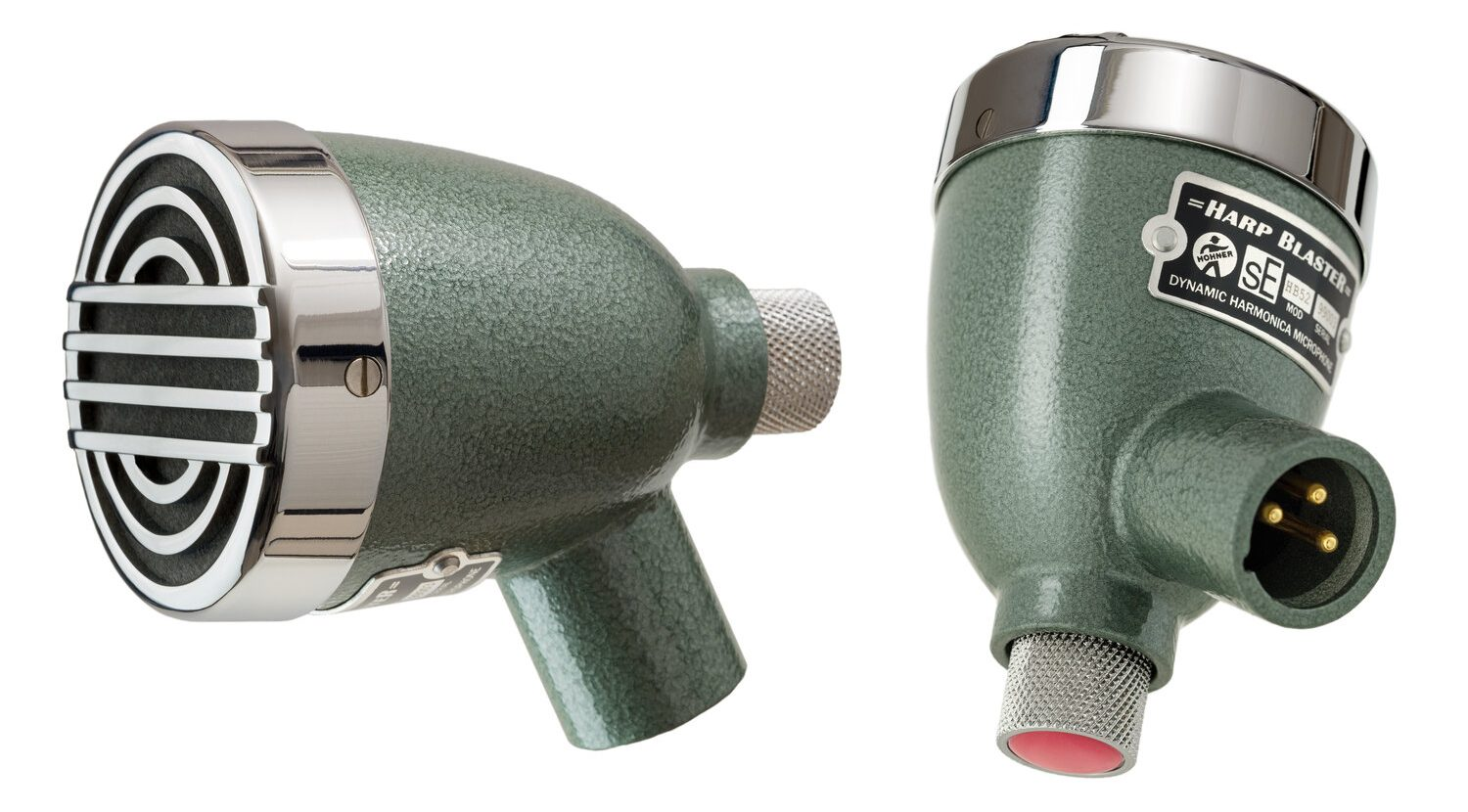 The New Standard in Harp Microphones: The Harp Blaster HB52 from sE and HOHNER