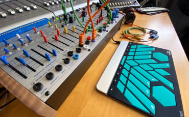 The legendary sound of the Buchla Music Easel with Sensel's expressive Morph controller - a perfect pairing!