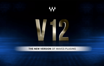 Waves Audio Plug-ins Updated to V12