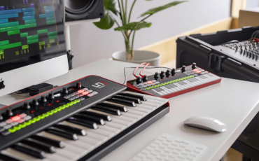 IK Amps Up Their Hardware Synth Game - Introducing the UNO Synth Pro series!
